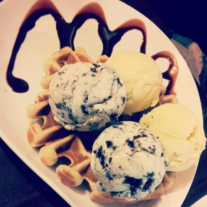 Cookies n Cream & Mao Shan Wang Durian!
