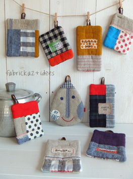handmade * zakka | fabrickaz + idees