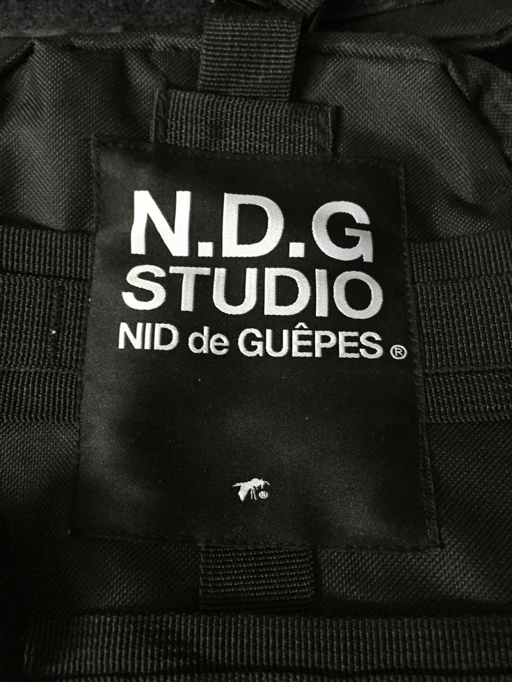 Nid De Guepes Tactical Backpack Size ONE SIZE - 3