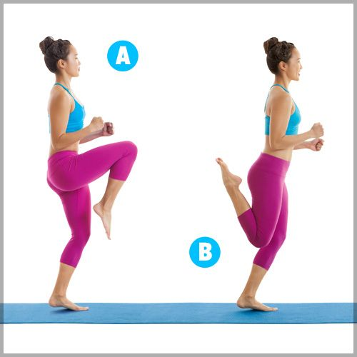 9 Pilates Moves That Burn Major Calories | Women's Health Magazine