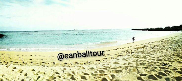 Serangan beach - the beautiful beach in south Denpasar, Bali