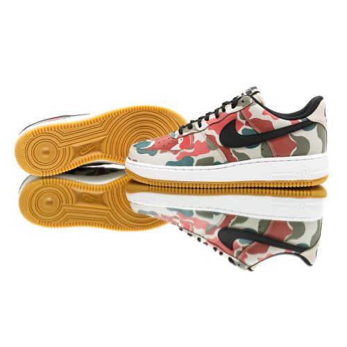 ... flight club u2022 nike air force 1 low camo reflective pack (at. ...