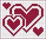 motivi tricot KrisKnits...: A Valentine Surprise....