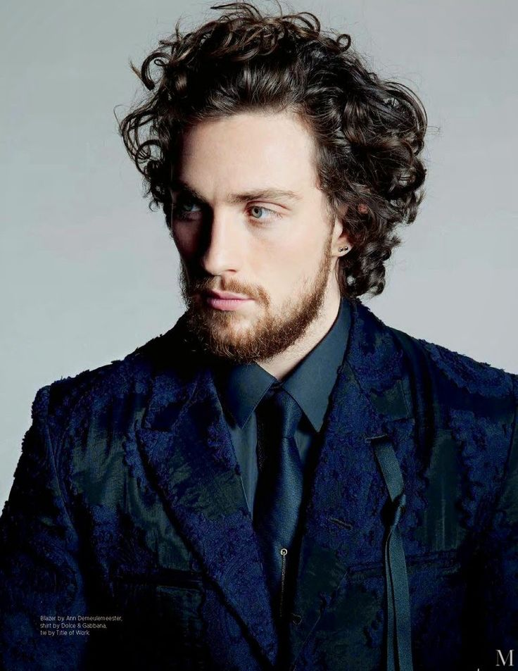 Aaron Taylor Johnson DAMAN Magazine 2015