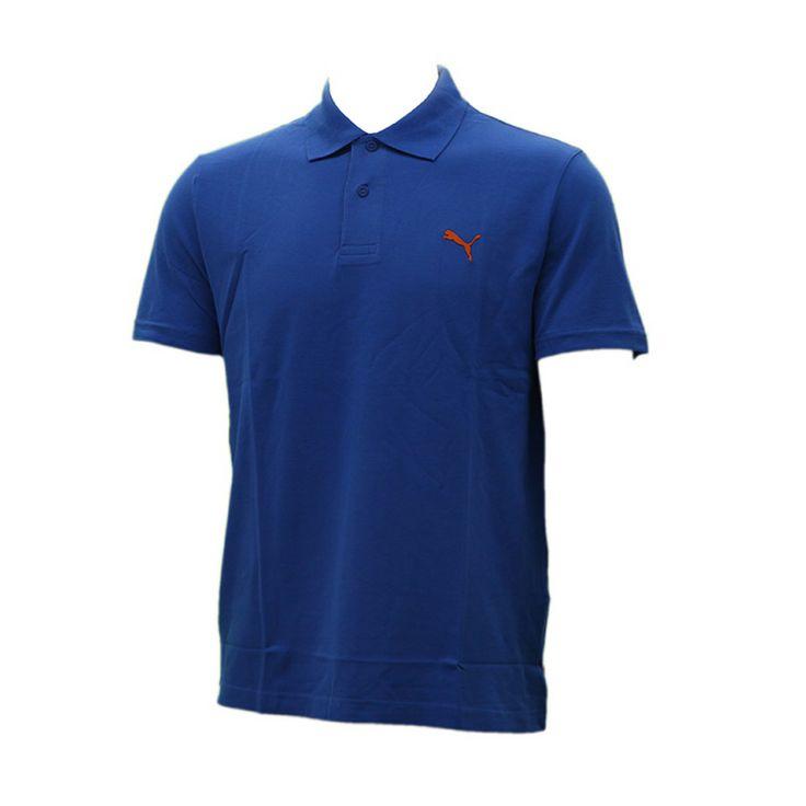 Αντρικό πόλο μπλουζάκι από την καλοκαιρινή κολεξιόν της Puma.Κατάλληλο για αθλητικές και casual εμφανίσεις.Αποτελείται από 100% βαμβάκι και διαθέτει κανονική γραμμή.