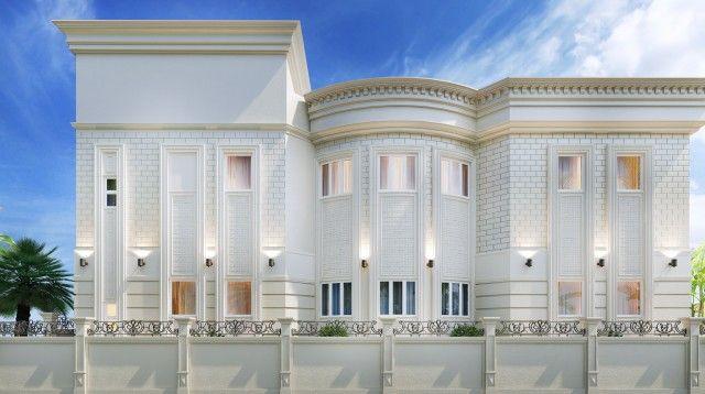 Exterior Abu Dhabi House Outside Design Architecture Design Classic House Design