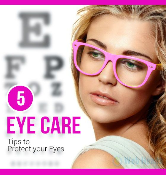 Considering the importance of good eyesight, the eye care routine should be a part of your daily activities. No matter how old you are, eye care is very essential. #healthy_living