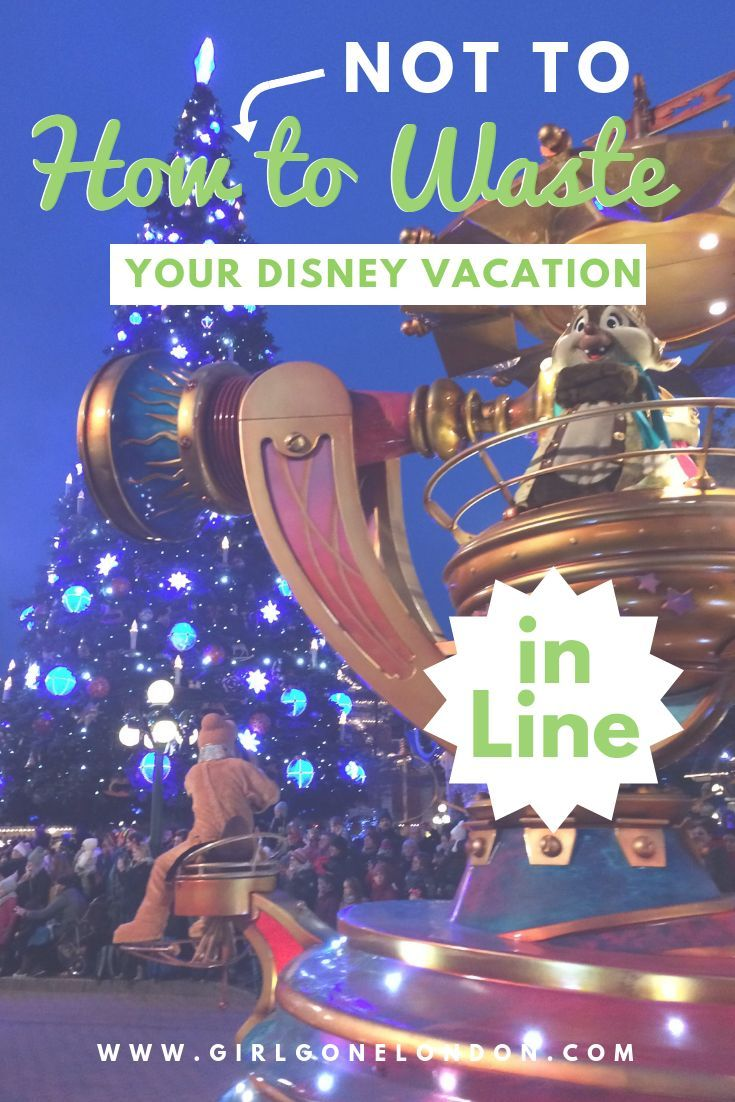 How to Avoid Lines at Disney World (Local Tips + Tricks