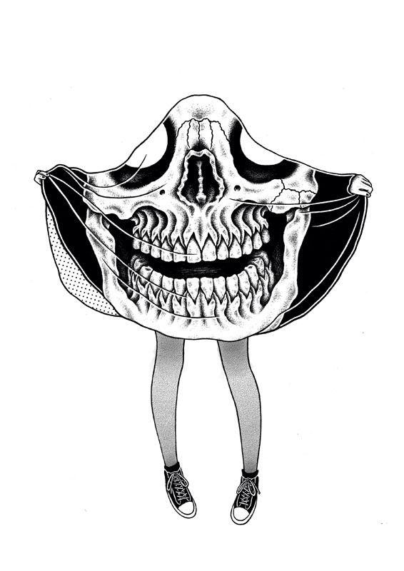 thedarkwalk: blackrhombi:#27 Phantom