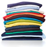 Denver Fabrics. Best place on earth for cheap good quality fabric. I love to get their jersey knit fabric for skirts. Any color you could possibly want!!