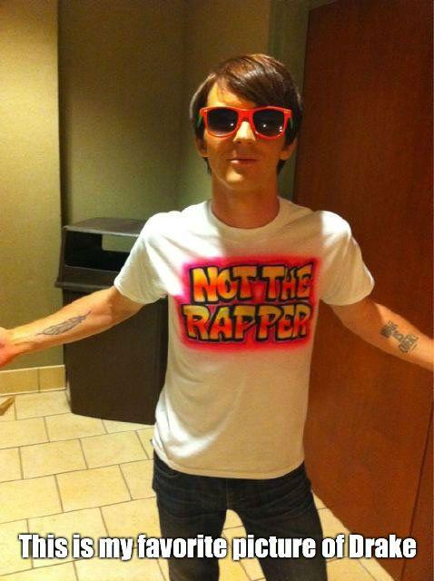 Not The Rapper