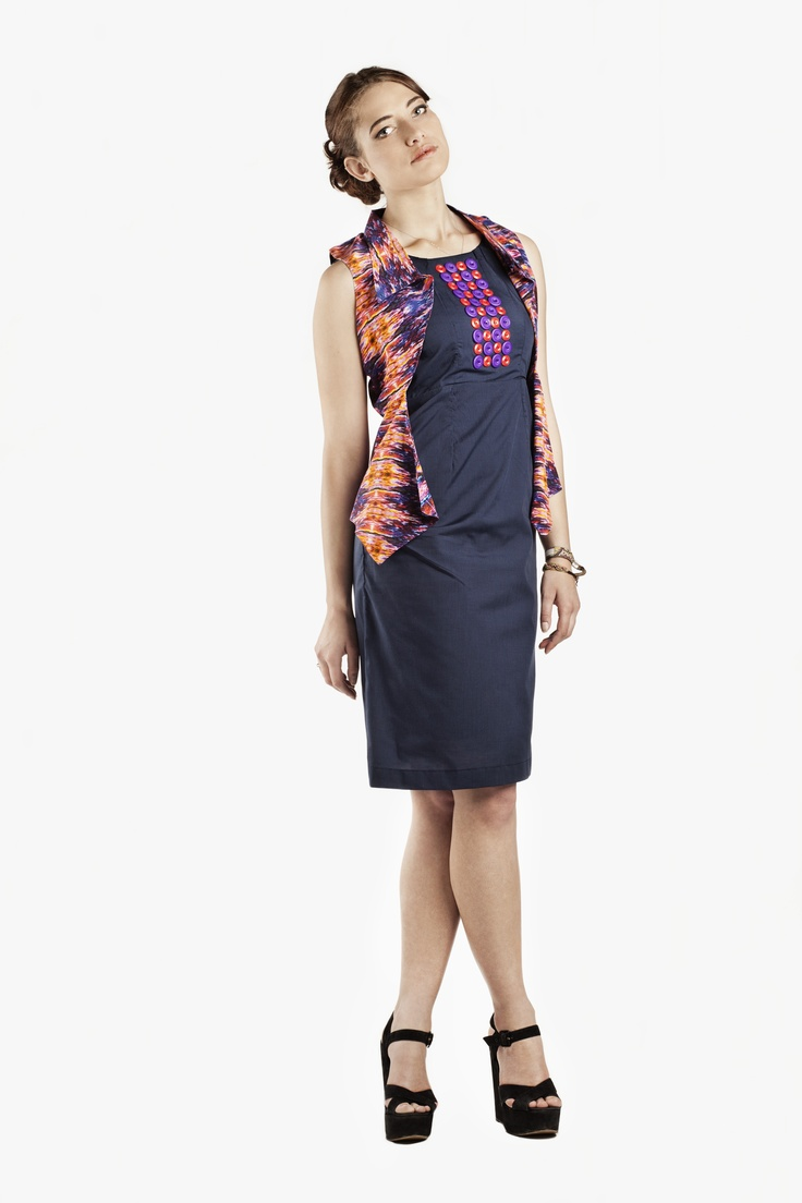Fashion and Textile Design: Falguni Karia [photographer Justyna Kloch retoucher Liliya Ivanova]