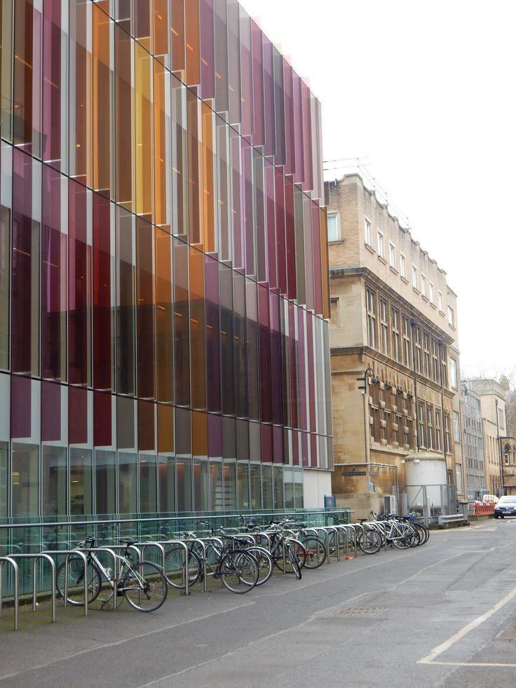 University Of Oxford: University Of Oxford's Department Of Biochemistry