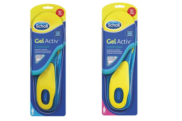 Scholl GelActiv Everyday talpbetét