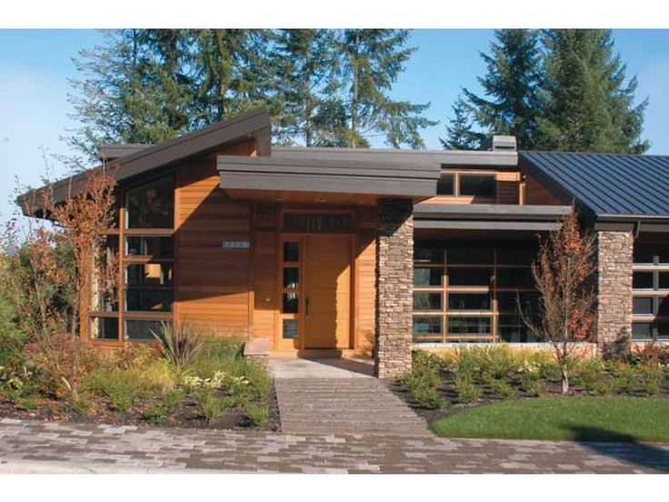Nice Contemporary Modern House Plan With 4600 Square Feet And 4 Bedrooms From  Dream Home Source Part 15