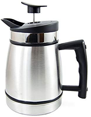 Amazoncom French Press Table Top Coffee And Tea Maker Carafe With