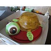 Schildpad taart