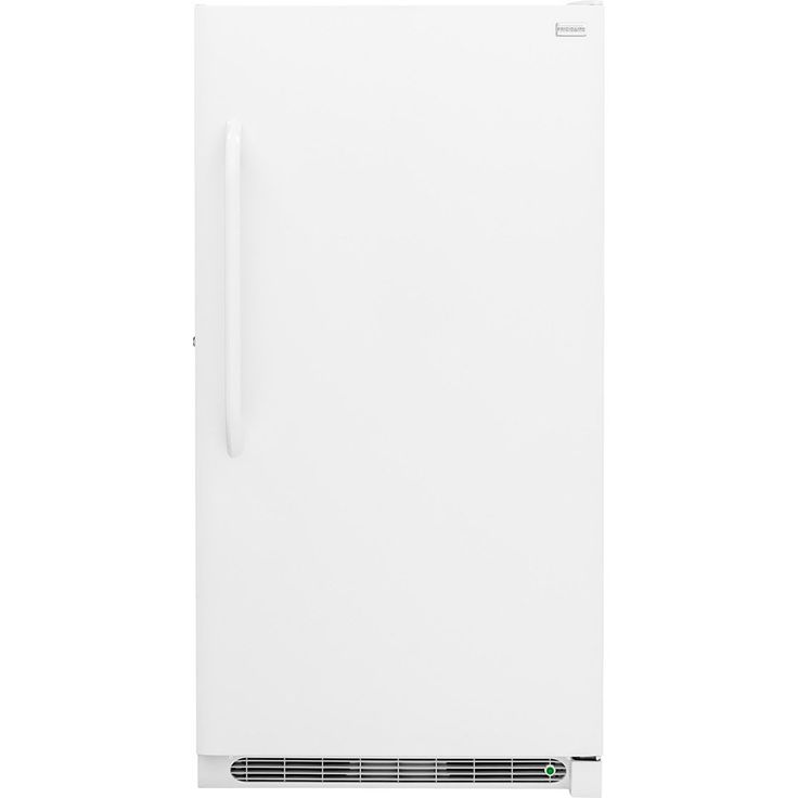 Frigidaire 166cu ft frostfree upright freezer energy
