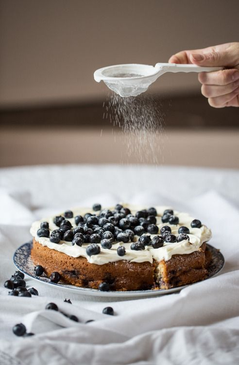 Blended into smoothies, pumping up pancakes or simply fresh-picked and eaten off the bush, there's no denying the appeal of blueberries. We're such blueberryphiles that we think they should have their own holiday andwouldn't you know it?the USDA agrees, proclaiming July National Blueberry Month. For a tasty treat worthy of such a high honor, we …
