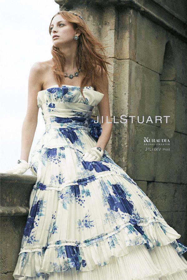 JILLSTUART ドレス (JIL-0061)|JILLSTUARTドレス|岐阜・名古屋の貸衣裳・ドレスレンタル ウェディングプラザ二幸