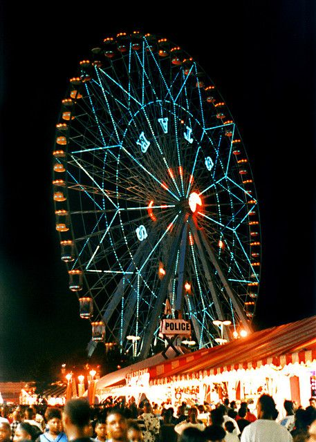 Cannot wait for this to start!!!                                             State Fair of Texas ~ Texas Star!