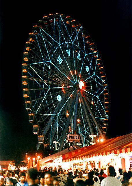 State Fair of Texas ~ Texas Star!