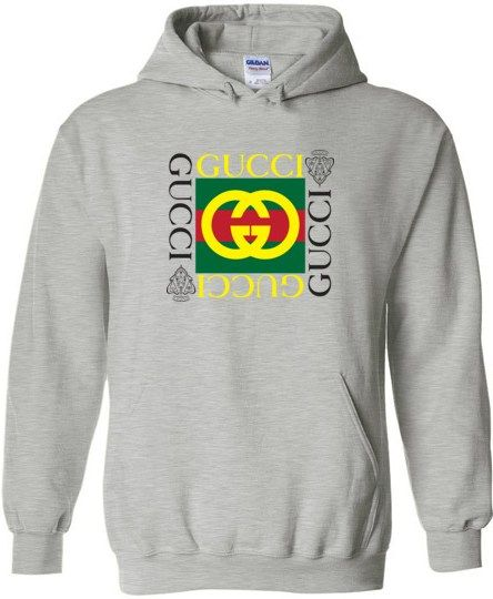 891a8e43451 Gucci Logo New Edition Unisex Hoodie - in 2019