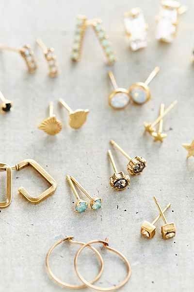 Keepsake Stud Earring Set
