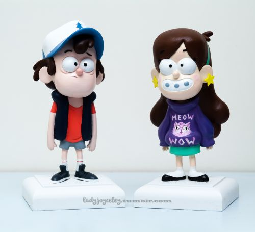 gravity falls clay
