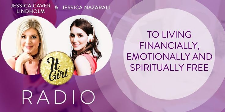 #14 Jessica Caver Lindholm – To Living Financially, Emotionally, and Spiritually Free