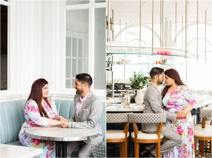 PARISIAN INSPIRED COLETTE GRAND CAFE ENGAGEMENT SESSION TORONTO | Colette-Grand-Cafe-Thompson-Hotel-Osgoode-Hall-Engagement-Session-Toronto-Mississauga-Brampton-Scarborough-GTA-Pakistani-Indian-Wedding-Engagement-Photographer-Photography_0028.jpg