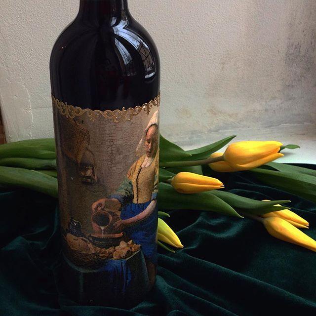 #подарок8марта #вино #vintage #любимоевино