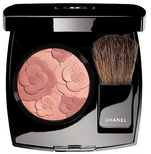 "Chanel Rêverie de Parisienne Spring 2015 collection - ""Парижские грёзы"" .Chanel Jardin de Chanel — Blush Camélia Rosé"