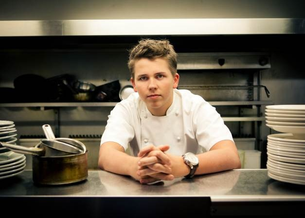 Teenage chef Luke Thomas has launched a new restaurant at Berkshire's Sanctum On The Green (formerly Inn On The Green), called Luke's Dining Room.