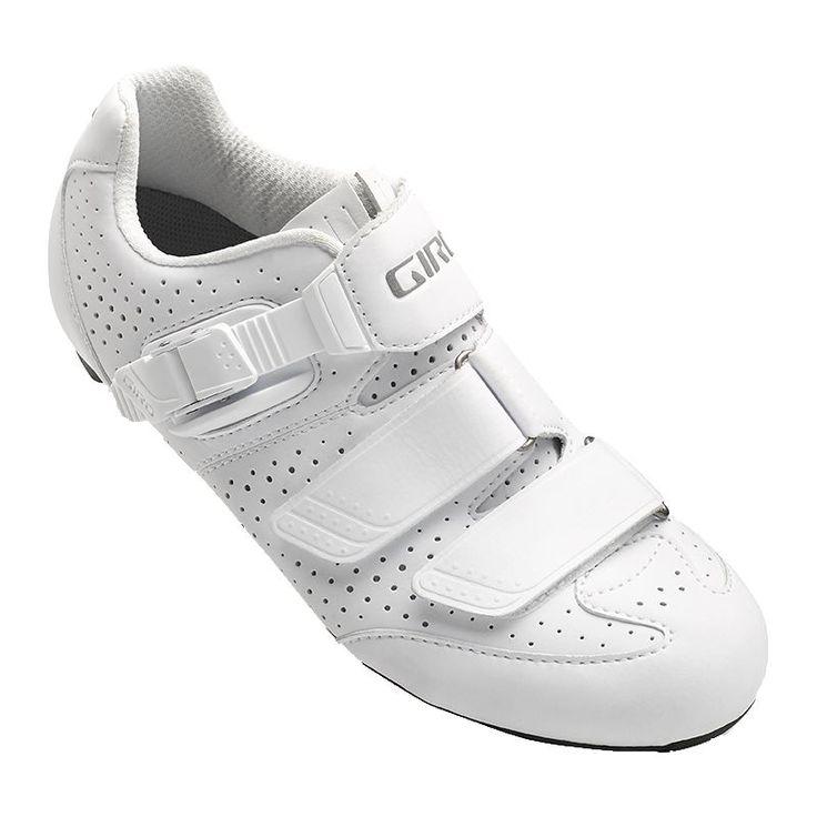 Giro Women's Espada E70 Cycling Shoes, Size: 42.5, Matte White