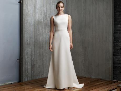 Purewhite by LILLY - krystal hvide brudekjoler