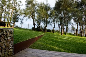 The Graham Ross Residential Landscape Construction - Natures Vision Landscapes landscape
