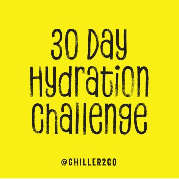 Join our 30 Day Hydration Challenge and survive the silly season in style!