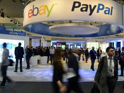 eBay Splitting from PayPal business