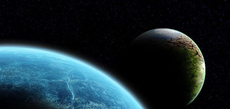 Artist's conception of the rogue planet Nibiru, or Planet X.<br />