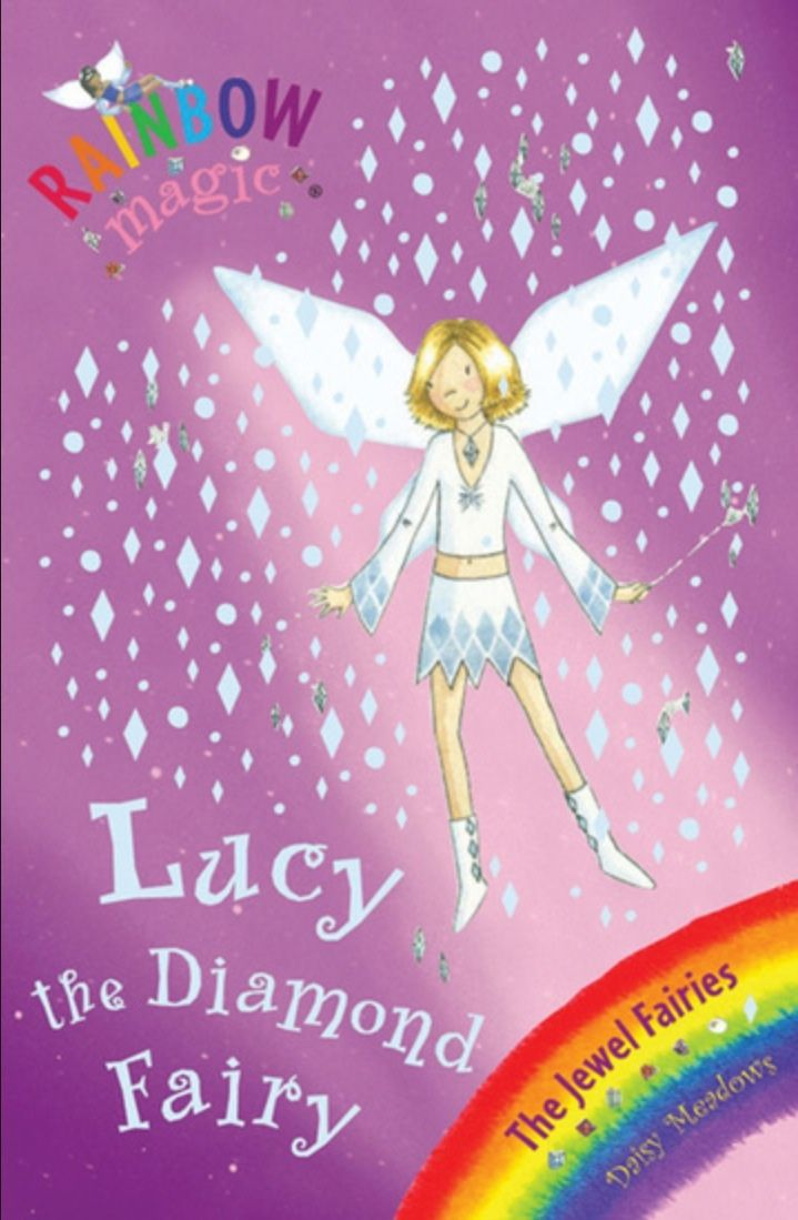 Rainbow magic pet fairies coloring pages