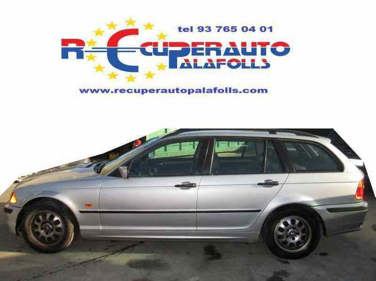 BMW SERIE 3 TOURING (E46) 318i  1.9 CAT (118 CV) |   10.99 - 12.01