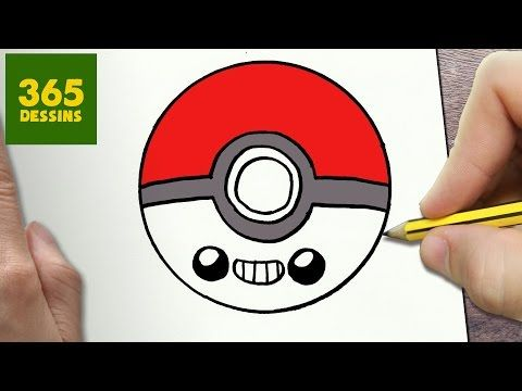 COMMENT DESSINER MINION KAWAII ÉTAPE PAR ÉTAPE – Dessins kawaii facile - YouTube