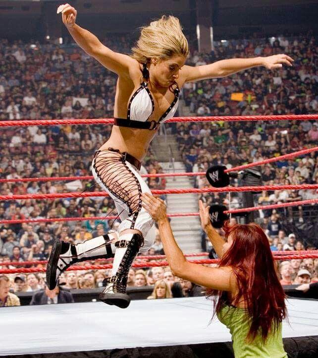 Trish stratus noticias de lucha libre