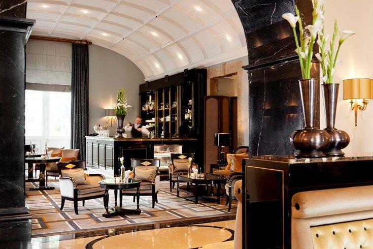 Althoff Grandhotel Schloss Bensberg : Bergisch Gladbach, Alemania : The Leading Hotels of the World