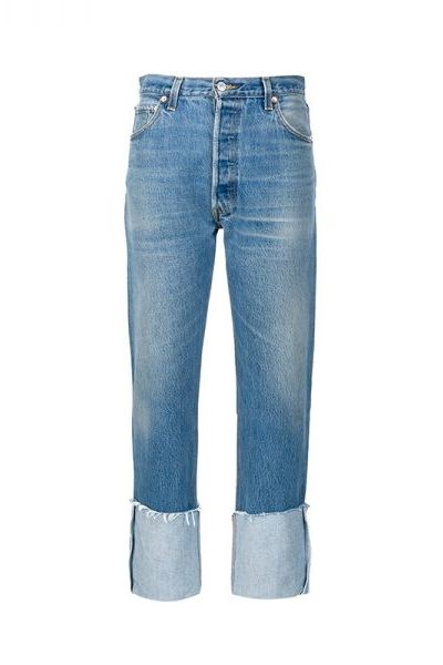 Cuffed jeans are a style that It-girls have been donning of late, and we're seriously into the look.