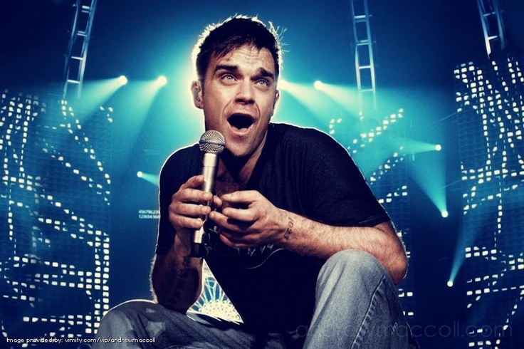 Robbie Williams. Celebrity by andrewmaccoll - #Vimity http://www.vimity.com/vip/andrewmaccoll/portfolio/celebrity/#