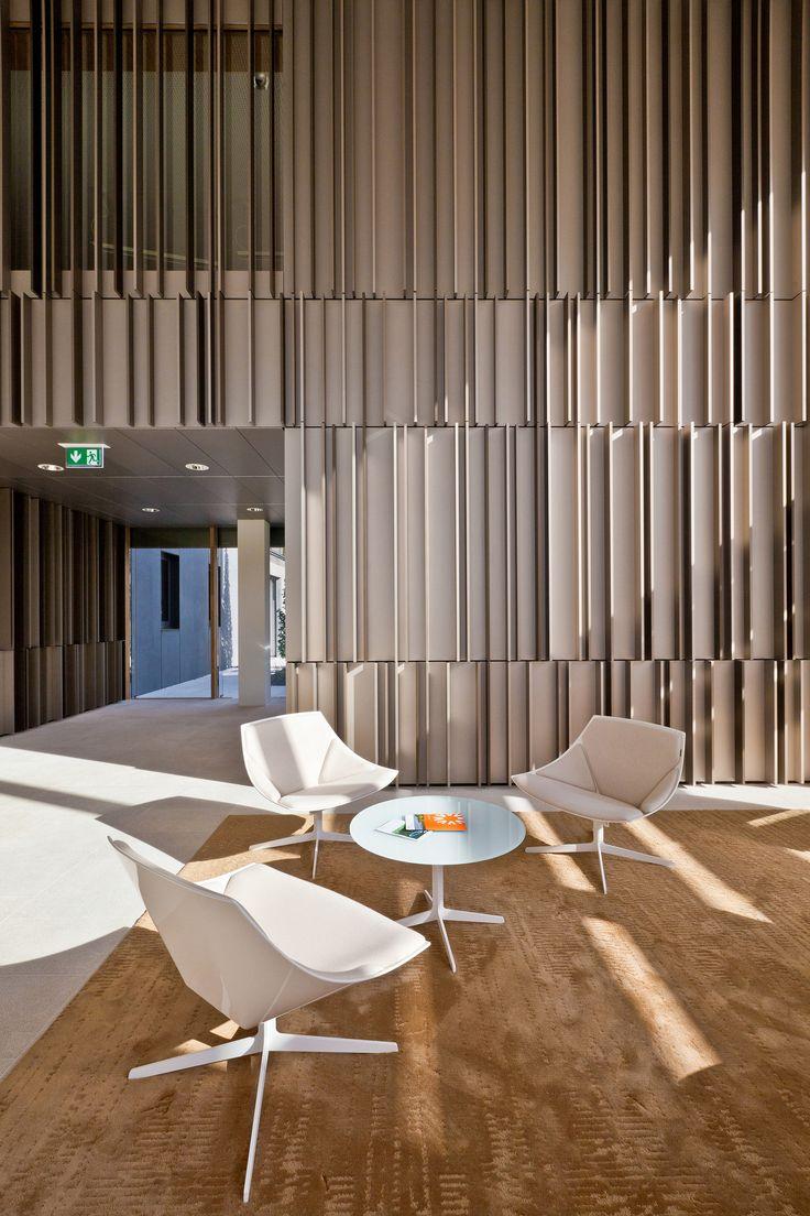 Enovos Luxembourg Headquarter / Jim Clemes Atelier d´Architecture et de Design -Esch-sur-Alzette, Luxembourg