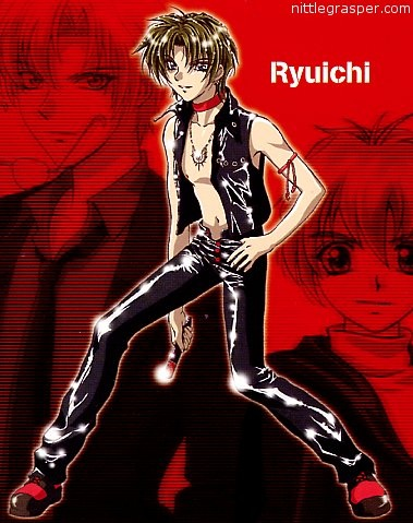 Ryuichi from Gravitation