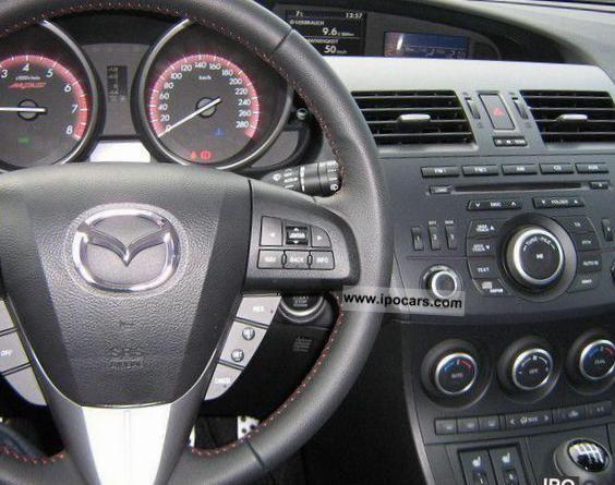 Mazda 3 MPS how mach - http://autotras.com